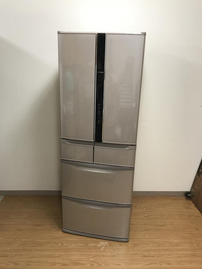 日立 冷蔵庫 真空 チルド 故障